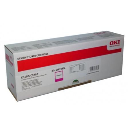 OKI / 43872306 (magenta)