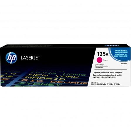 HP 125A CB543A / (magenta)