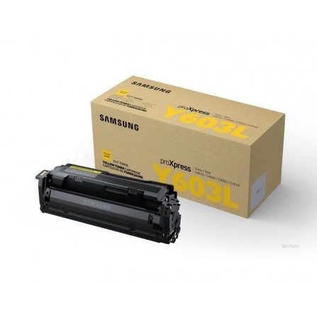 Toner yellow CLT-Y603L Samsung 10000 stron