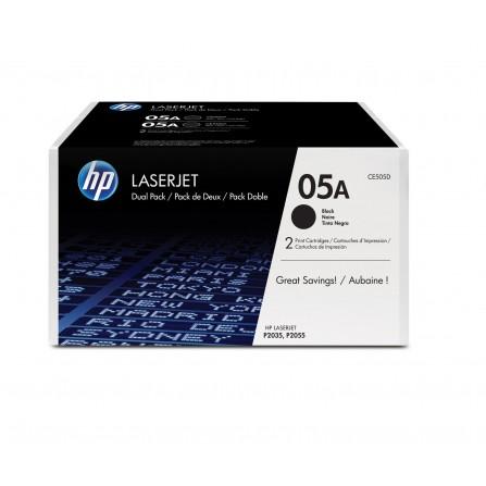 HP CE505D / (black)