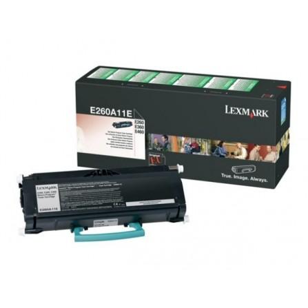 LEXMARK / E260A11E (black)