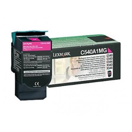LEXMARK / C540A1MG (magenta)