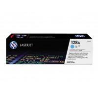 HP 128A CE321A / (cyan)