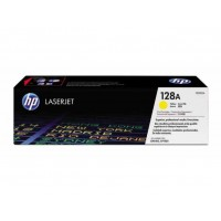 HP 128A CE322A / (yellow)