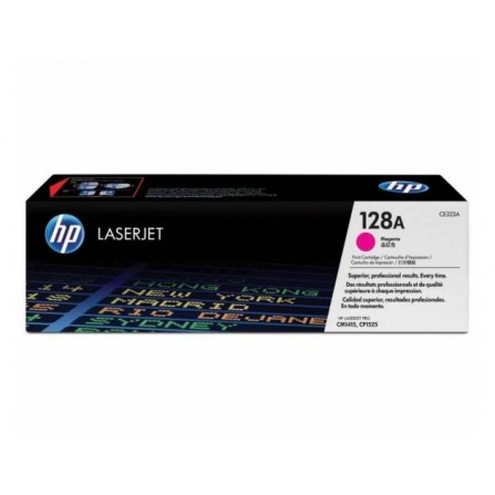 HP 128A CE323A / (magenta)