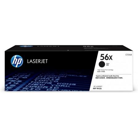 HP 56X CF256X / (black)