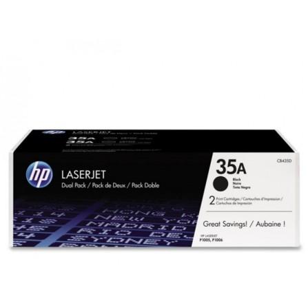 HP 35A CB435AD / (black)