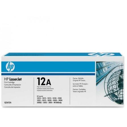 HP 12A Q2612A / (black)