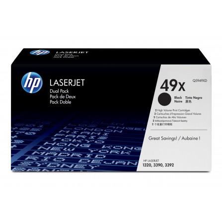 HP 49X Q5949XD / (black)