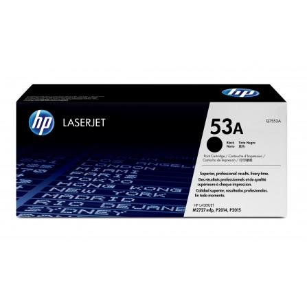 HP 53A Q7553A / (black)