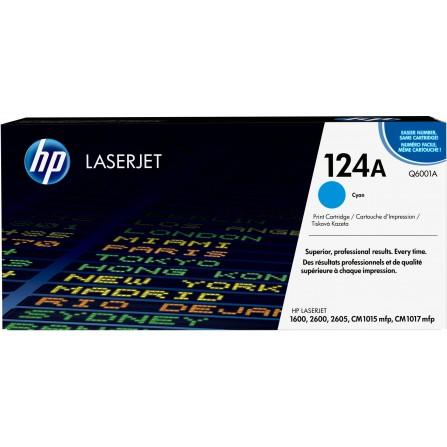 HP 124A Q6001A / (cyan)