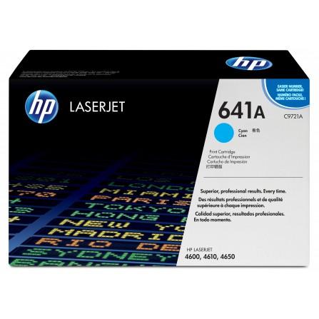 HP 641A C9721A / (cyan)