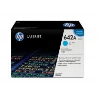 HP 642A CB401A / (cyan)