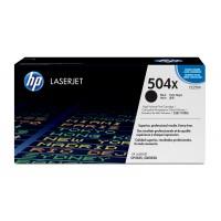 HP 504X CE250X / (black)