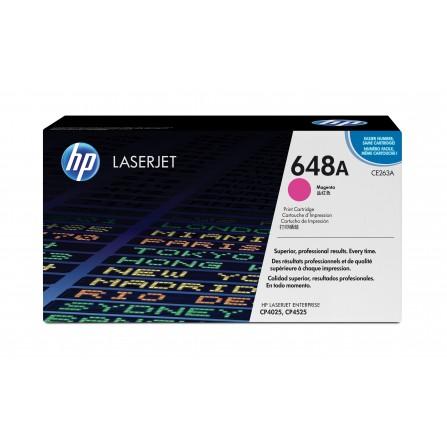 HP 648A CE263A / (magenta)