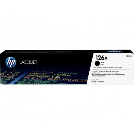 HP 126A CE310A / (black)