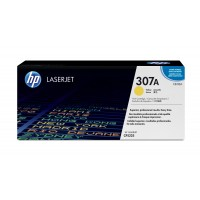 HP 307A CE742A / (yellow)
