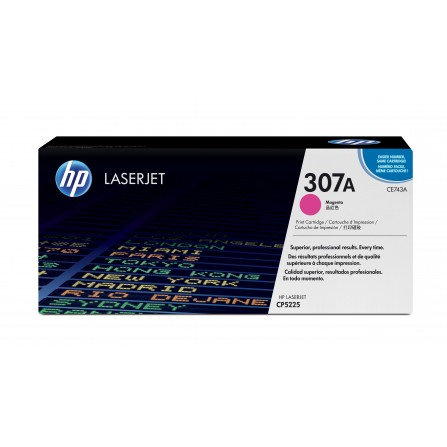 HP 307A CE743A / (magenta)