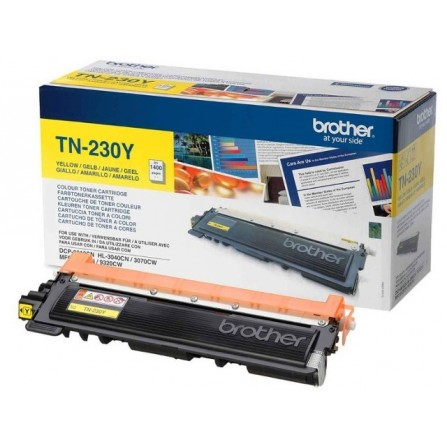 BROTHER TN-230Y / TN230Y (yellow)