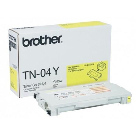 BROTHER TN-04Y / TN04Y (yellow)