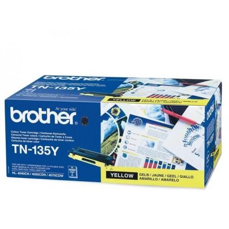 BROTHER TN-135Y / TN135Y (yellow)