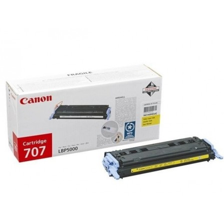CANON CRG-707Y / 9421A004AA (yellow)