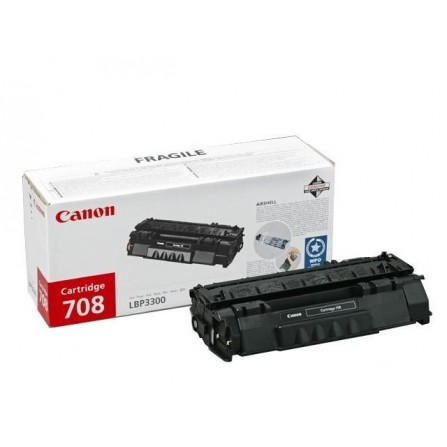 CANON CRG-708 / 0266B002AA (black)