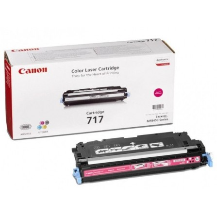 CANON CRG-717M / 2576B002AA (magenta)