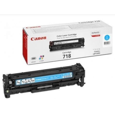 CANON CLBP 718C / 2661B002AA (cyan)