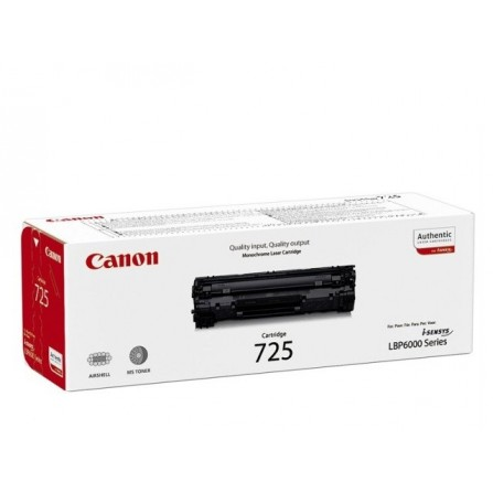 CANON CRG-725 / 3484B002AA (black)