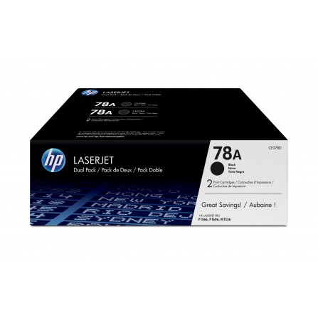 HP 78A CE278AD / (black)