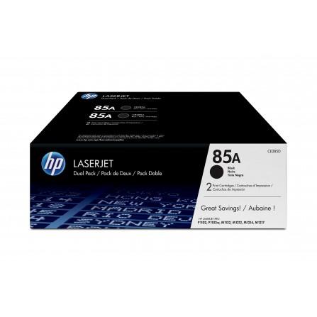 HP 85A CE285AD / (black)