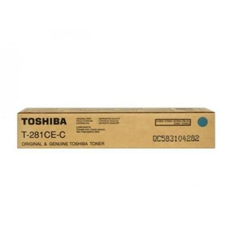 TOSHIBA T-281CE-C / 6AK00000046 (cyan)