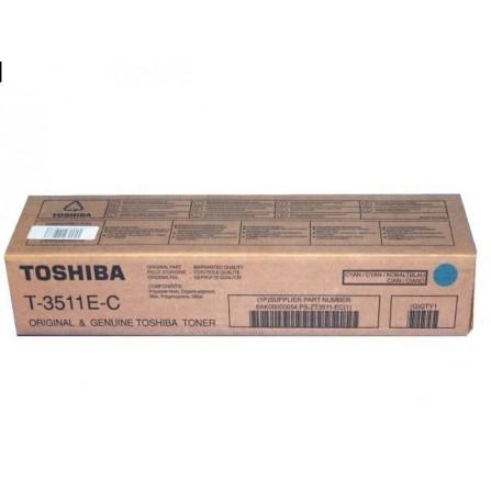 TOSHIBA T-3511E-C / 6AK00000054 (cyan)