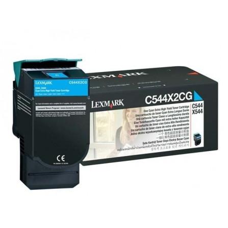 LEXMARK / C544X2CG (cyan)