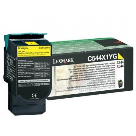 LEXMARK / C544X1YG (yellow)