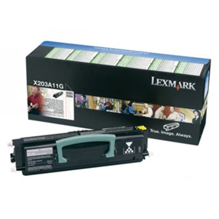 LEXMARK / X203A11G (black)