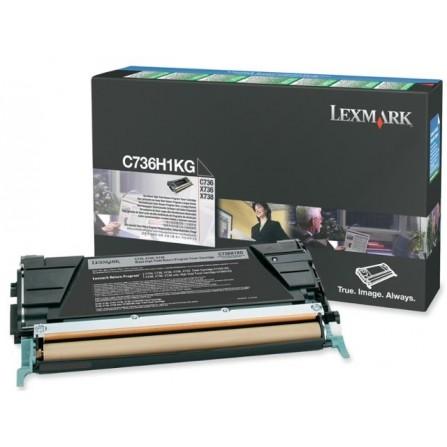 LEXMARK / C736H1KG (black)