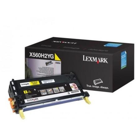 LEXMARK / X560H2YG (yellow)