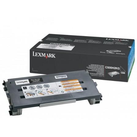 LEXMARK / C500H2KG (black)