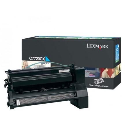LEXMARK / C7720CX (cyan)