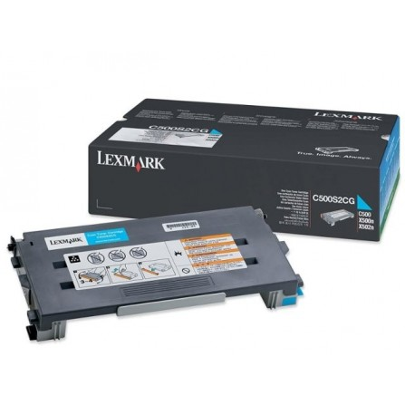 LEXMARK / C500S2CG (cyan)