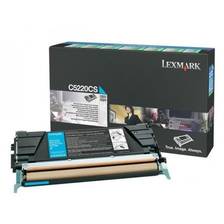 LEXMARK / C5220CS (cyan)