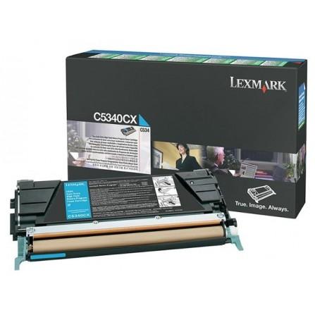 LEXMARK / C5340CX (cyan)