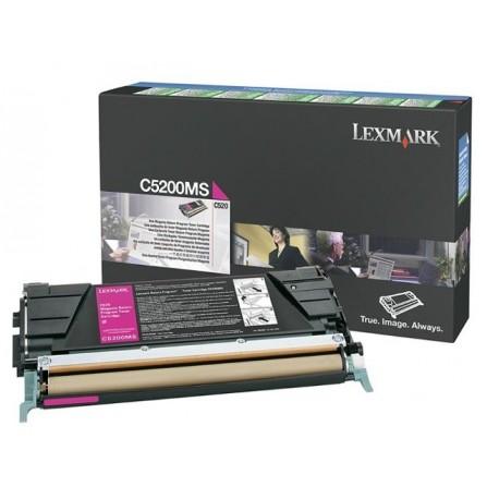 LEXMARK / C5200MS (magenta)