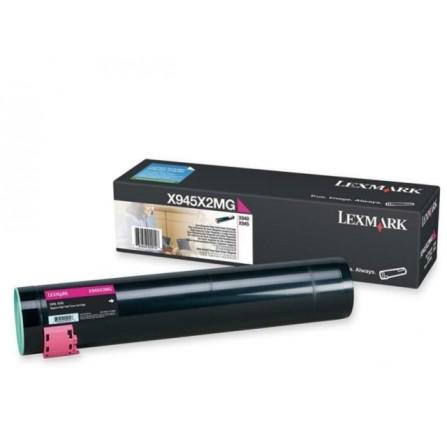 LEXMARK / X945X2MG (magenta)