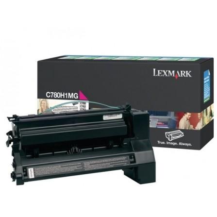 LEXMARK / C780A1MG (magenta)