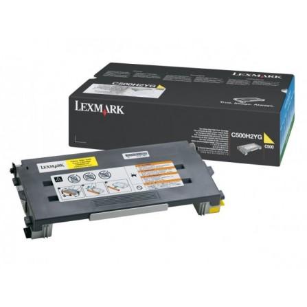 LEXMARK / C500H2YG (yellow)