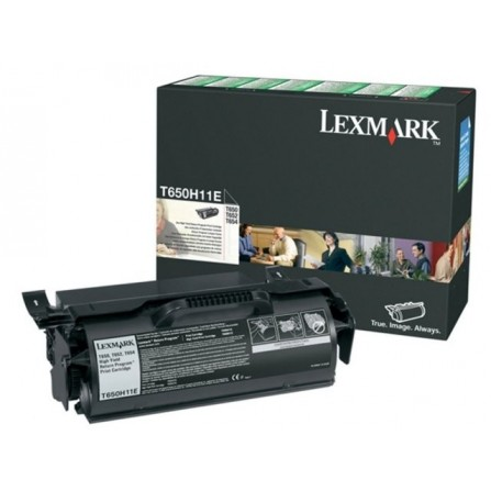 LEXMARK / T650H11E (black)