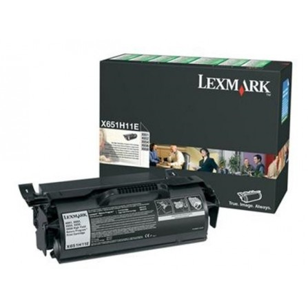 LEXMARK / X651H11E (black)
